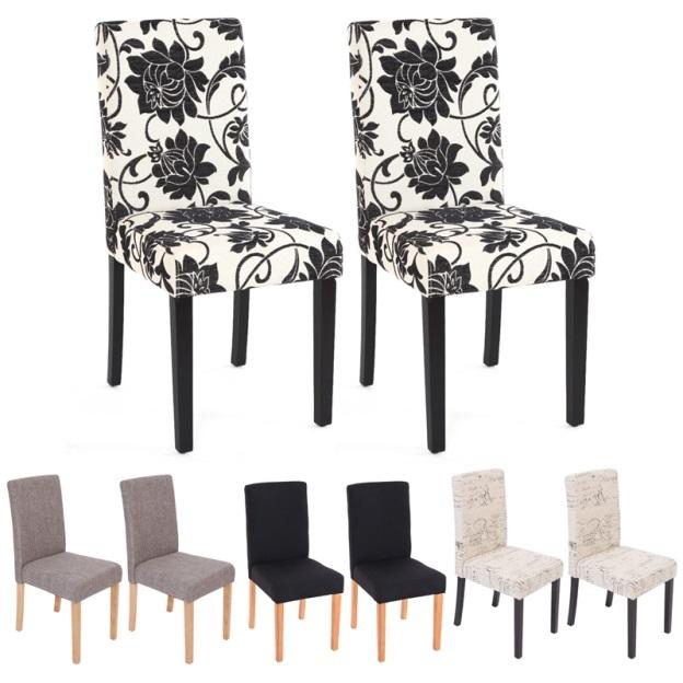Telas para tapizar sillas de comedor for Sillas de tela comedor