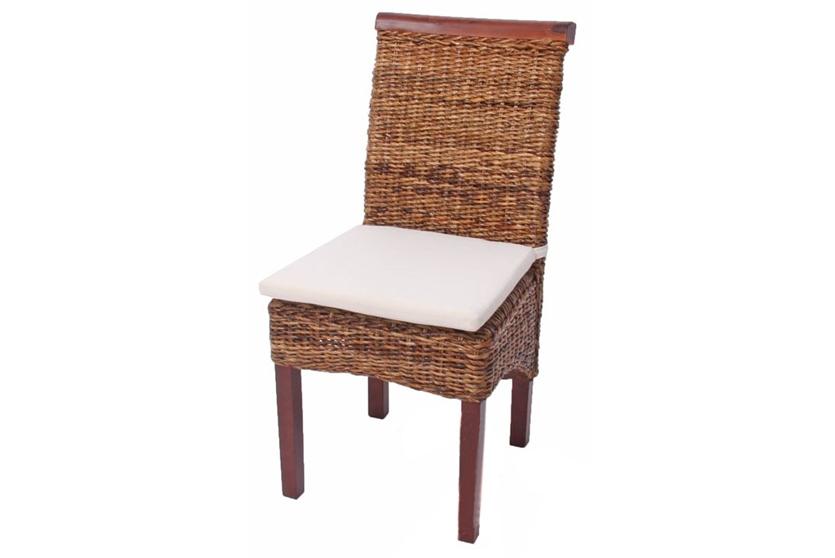 Sillas comedor madera mesa de comedor sillas de mango y for Modelos de tapizados para sillas