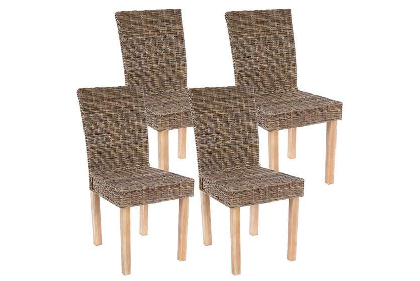 Las sillas cl sicas de comedor est n de moda for Sillas roble para comedor