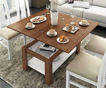 C mo elegir mesas de sal n for Ikea mesas salon centro