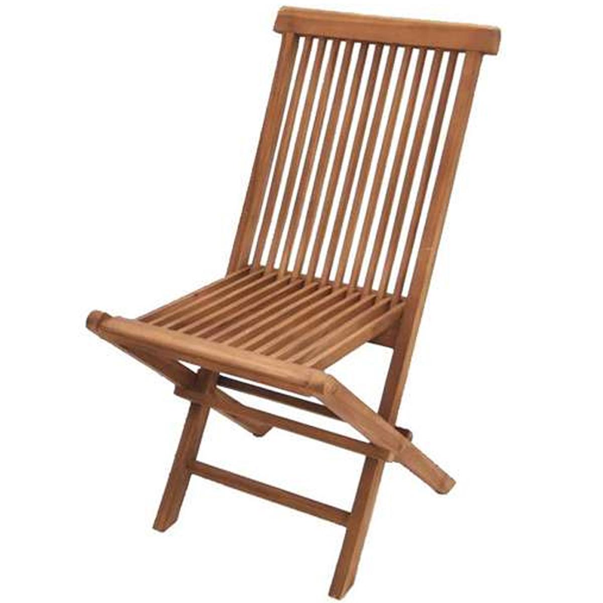 5 ventajas de las sillas plegables for Sillas plegables jardin