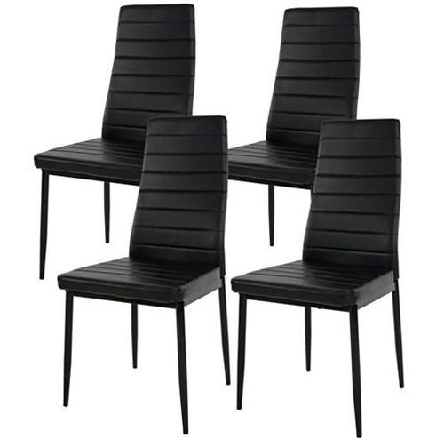 muebles de comedor moderno sillas de piel ud muebles de comedor de obra