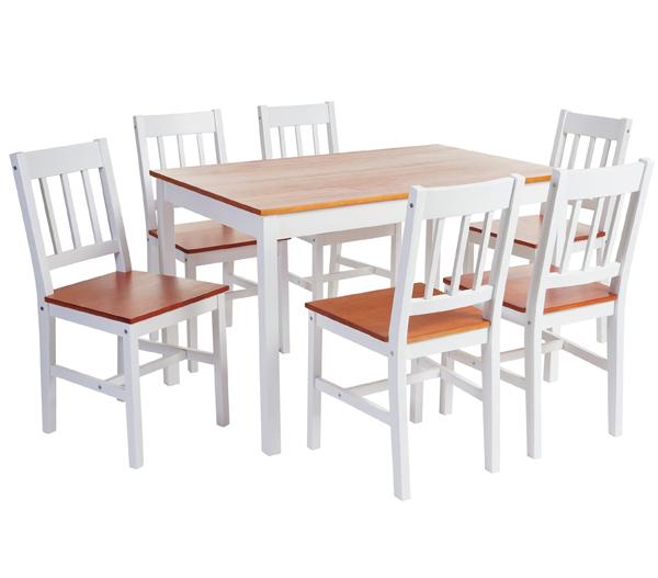 Cu l es la altura ideal de las mesas de comedor homy for Comedor de diario sodimac