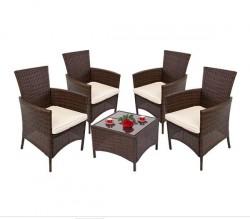 accesorios de jardín sillas y mesa