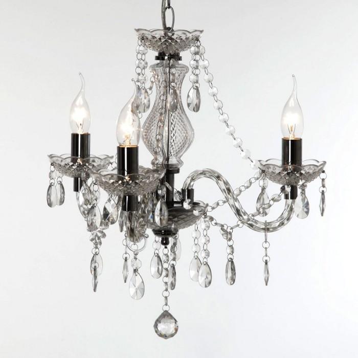 lámparas de araña modernas pequeñas