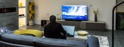 muebles modernos para tv decoración