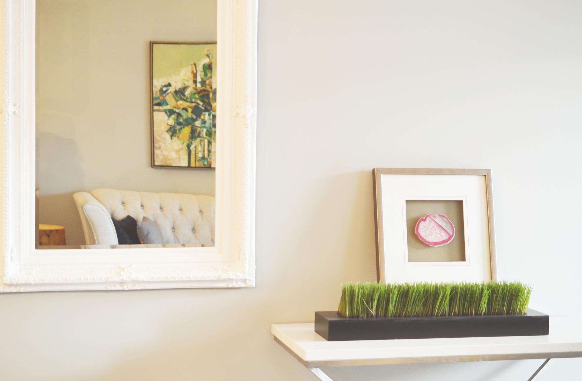 How To Paint A Bedroom Wall D 243 Nde Colocar Espejos En El Sal 243 N Homy Es Homy Es