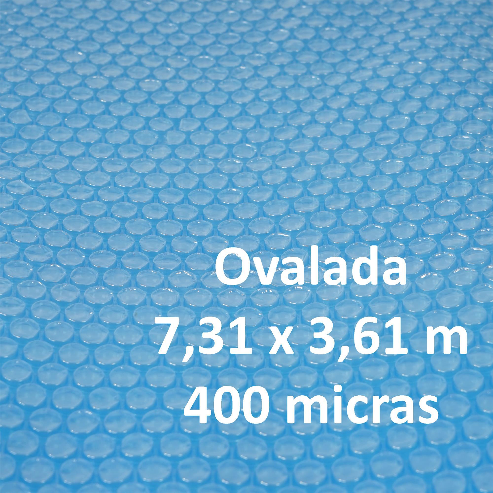 Cubierta lona t rmica piscina dimensiones 7 31x3 61 for Lona termica piscina