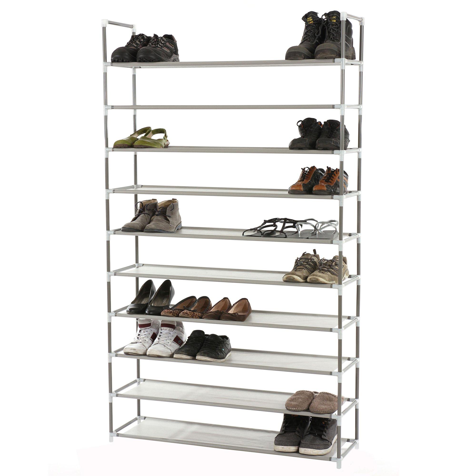 Zapatero para 50 pares de zapatos y 10 niveles for Zapatero para 30 pares de zapatos