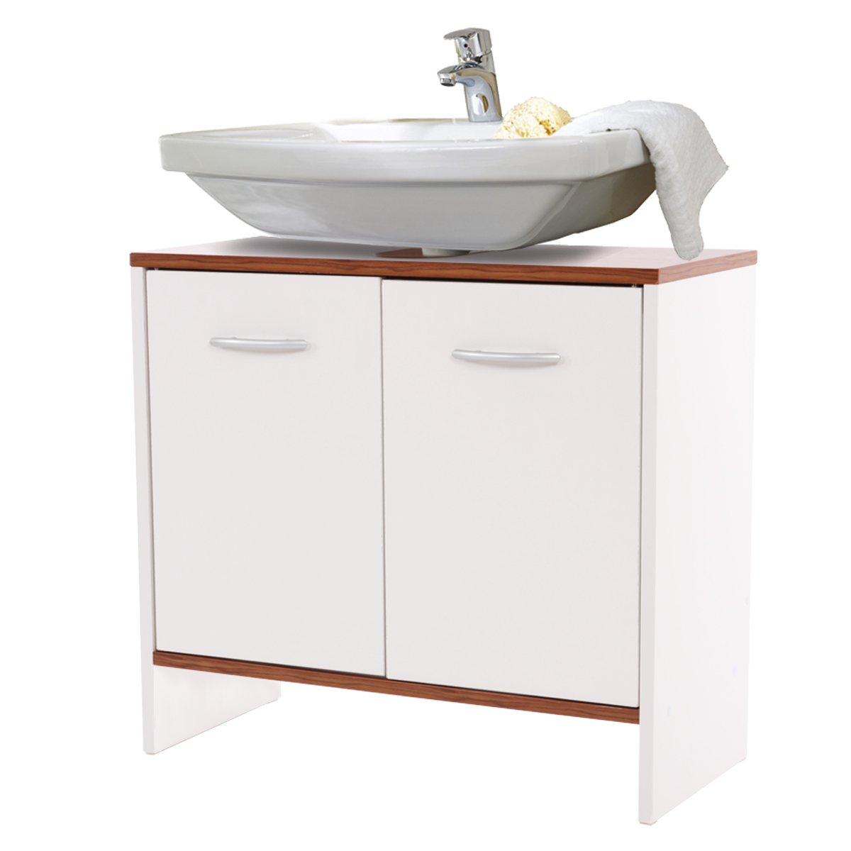 Mueble para el lavabo viola con dos cajones muy espaciosos - Mueble para lavabo ...