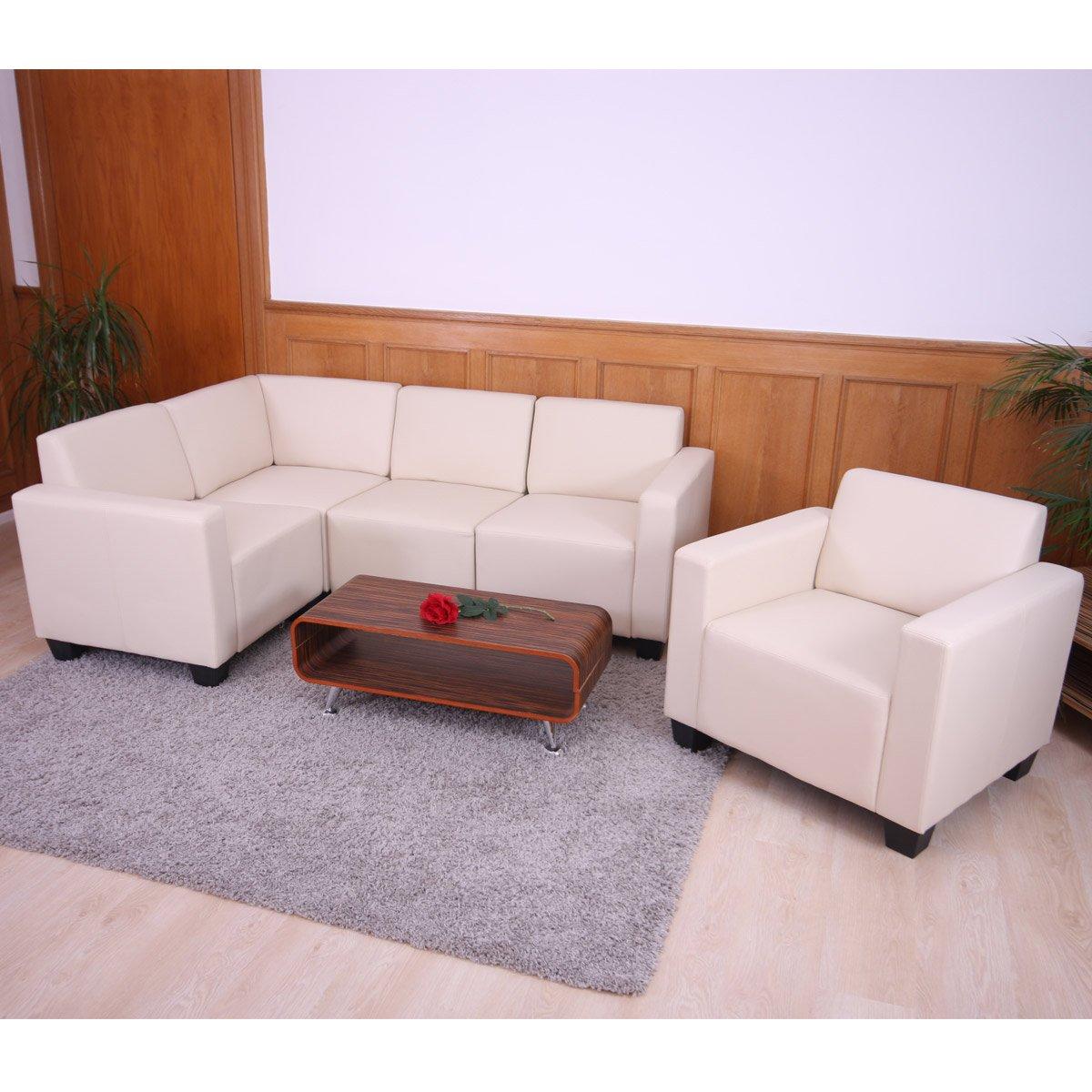Sofa modular lyon en 4 piezas 1 sofa individual gran for Sofa individual precio