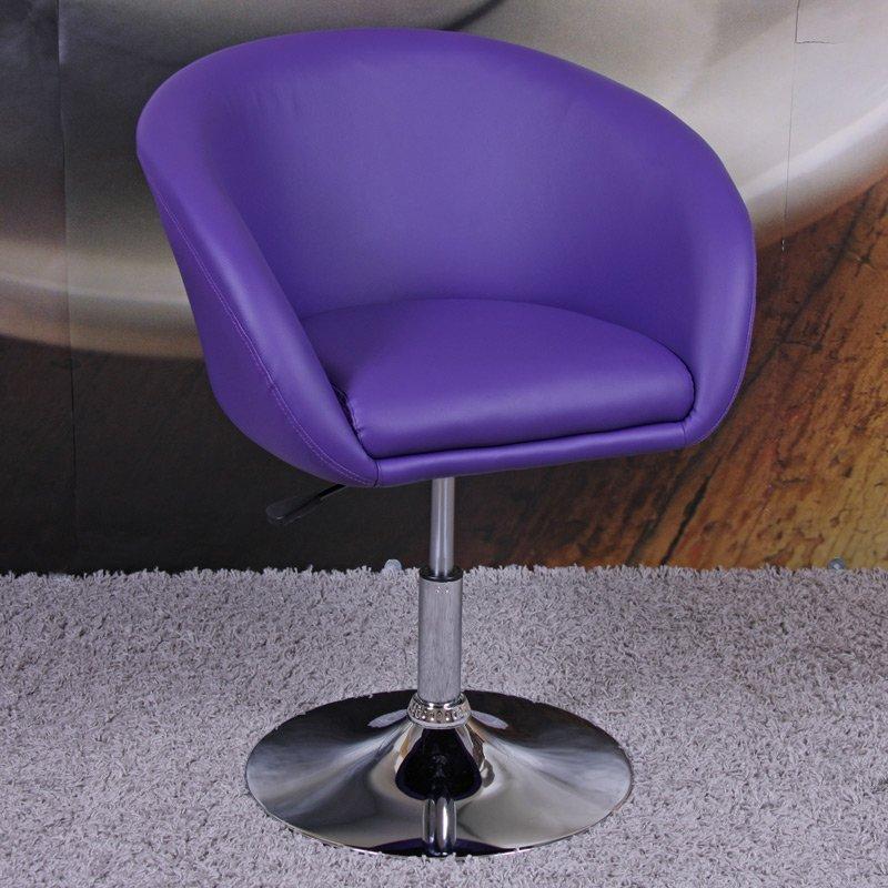Silla comedor n39 altura regulable base met lica color for Altura silla
