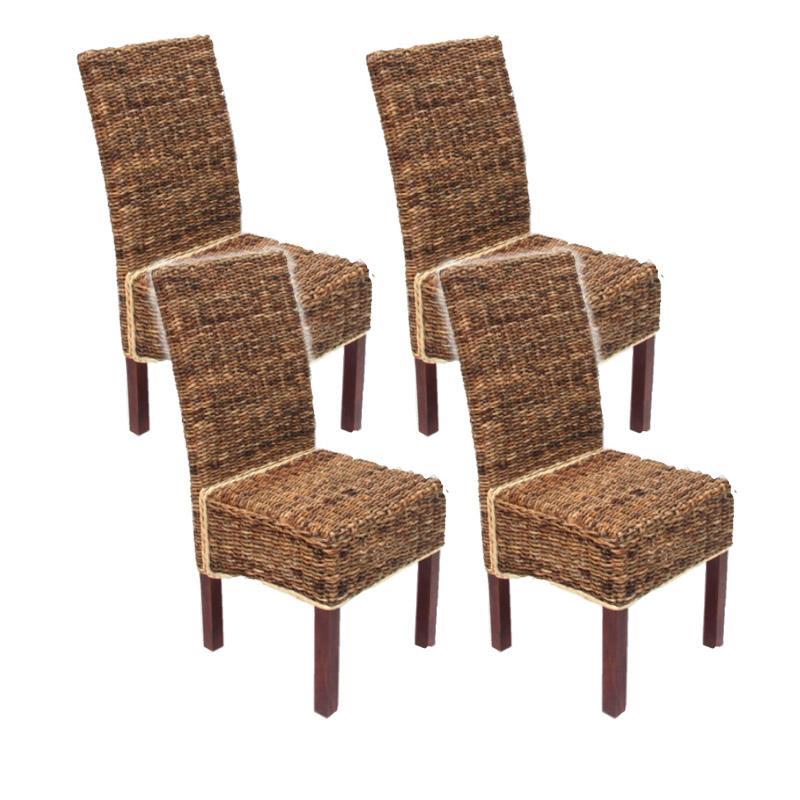 Sillas de mimbre silla efia n comedor mesa y sillas de - Mesas de mimbre ...