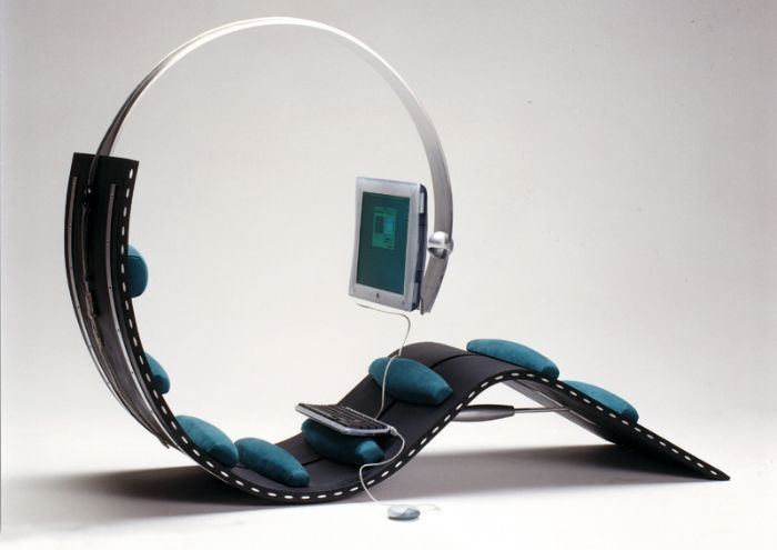 La silla del futuro