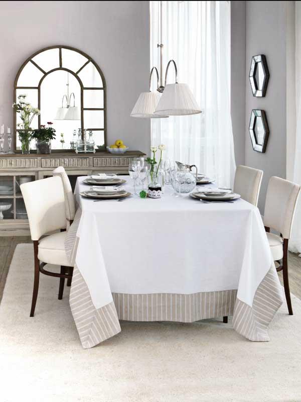 Los 5 tipos de decoración para comedores - Homy.es: Homy.es