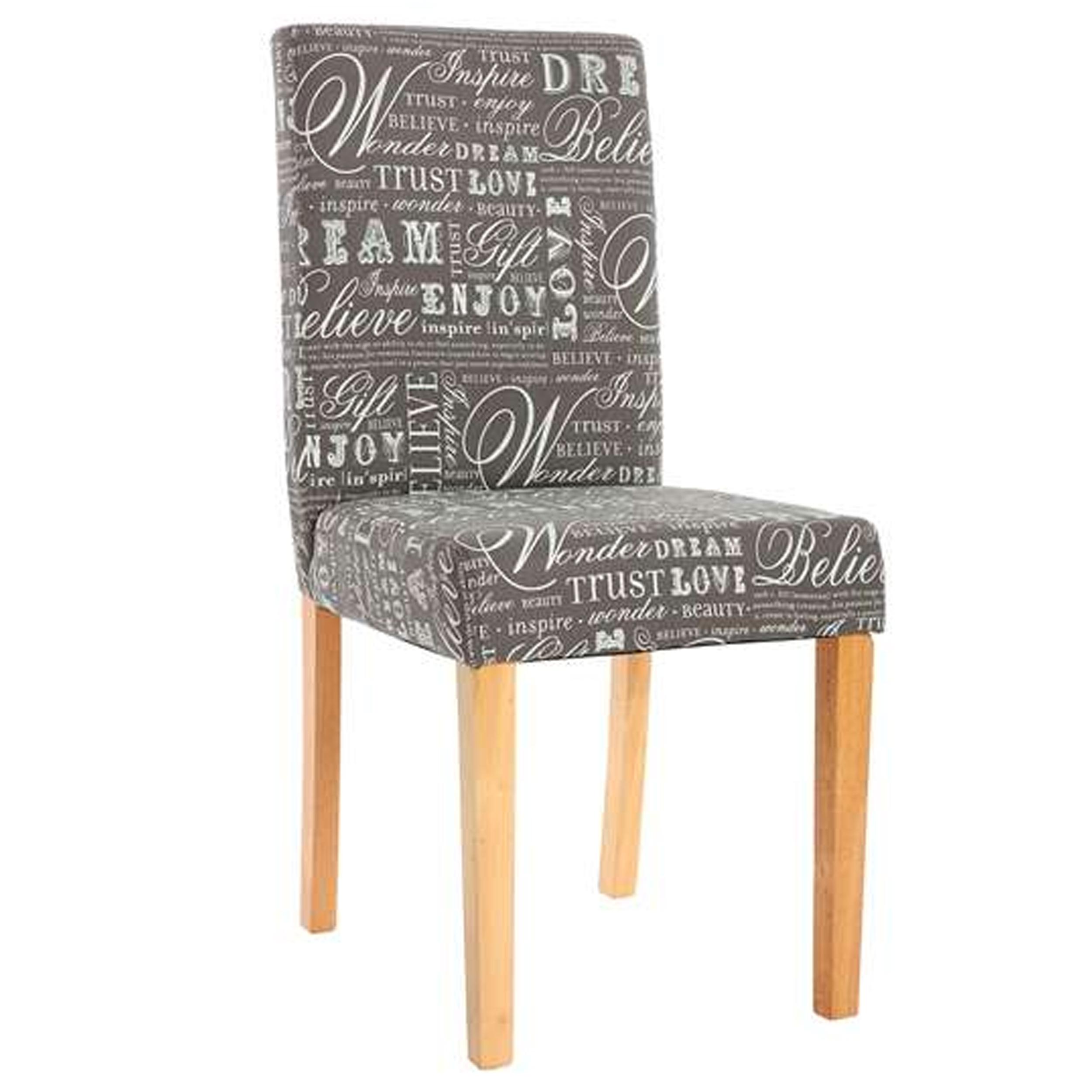Las mejores sillas tapizadas para el comedor for Sillas de comedor tapizadas modernas