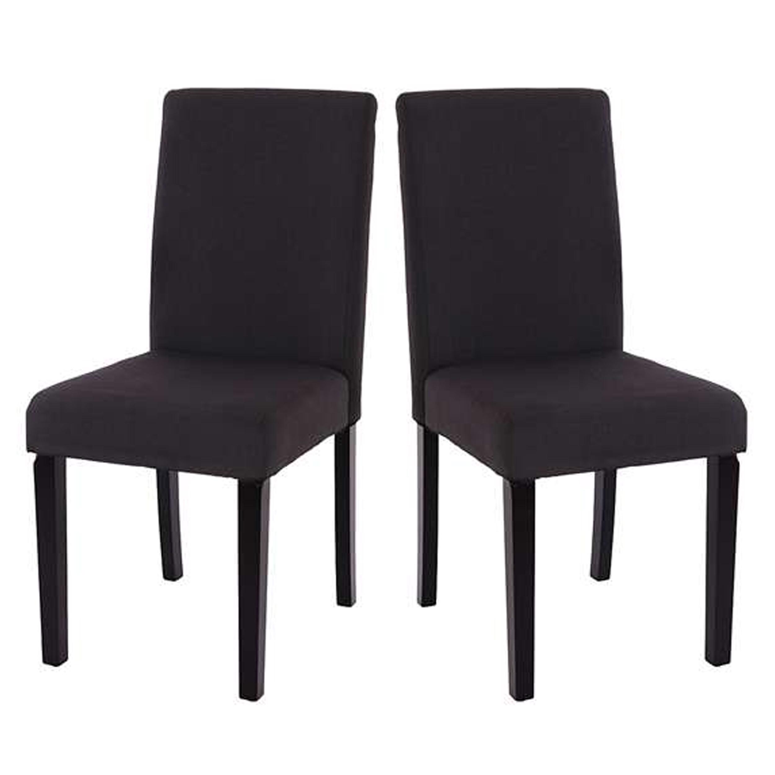 Las mejores sillas tapizadas para el comedor for Sillas de tela comedor