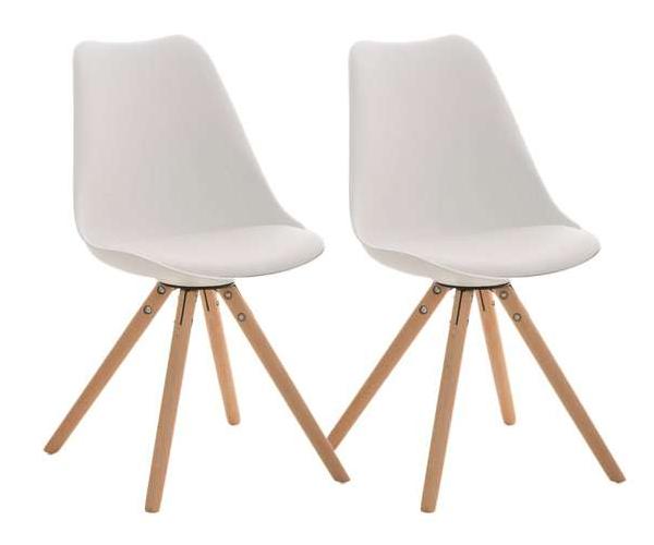 Sillas de comedor blancas los mejores modelos for Lo ultimo en sillas de comedor