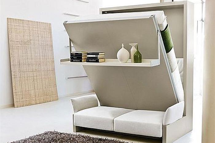 Muebles multifuncionales innovaci n o p rdida de tiempo - Tiempo en camas ...