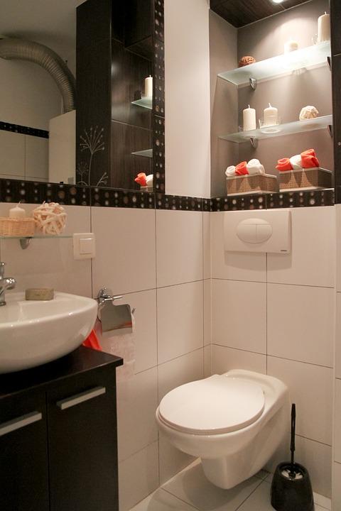 Cómo decorar un baño pequeño? Te traemos 5 interesantes ...