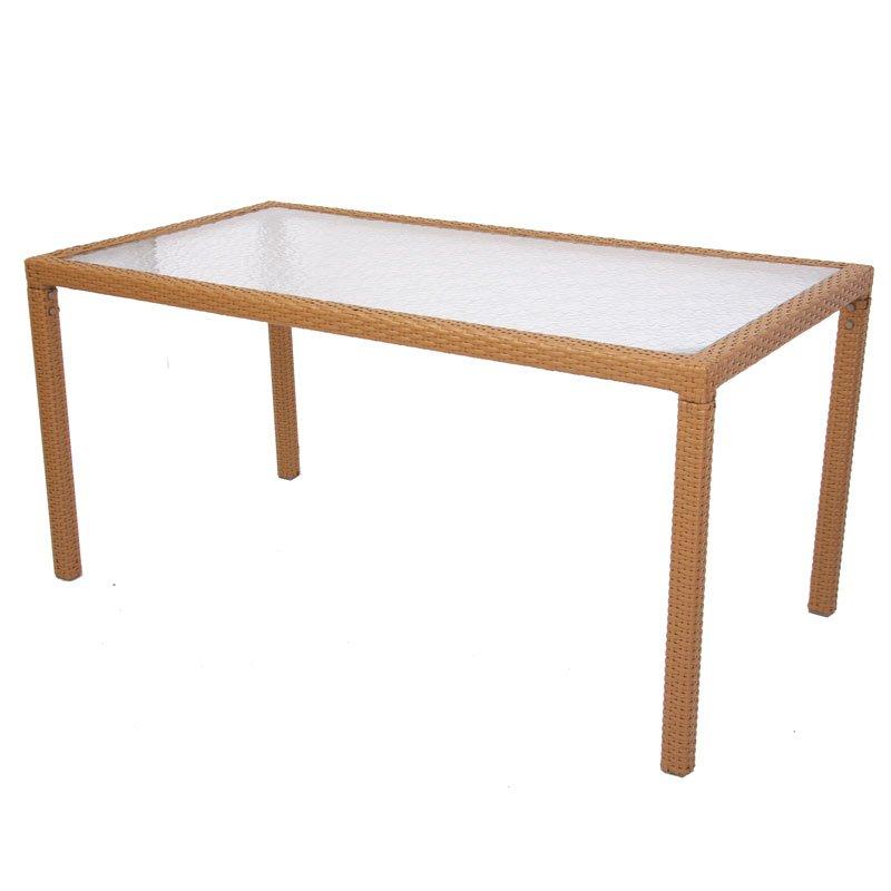 Mesas de exterior para disfrutar comiendo en tu jard n o for Mesas para exterior