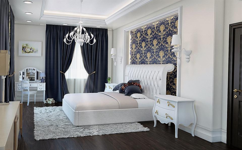 Inspiraci n e ideas para habitaciones vintage for Recamaras estilo vintage
