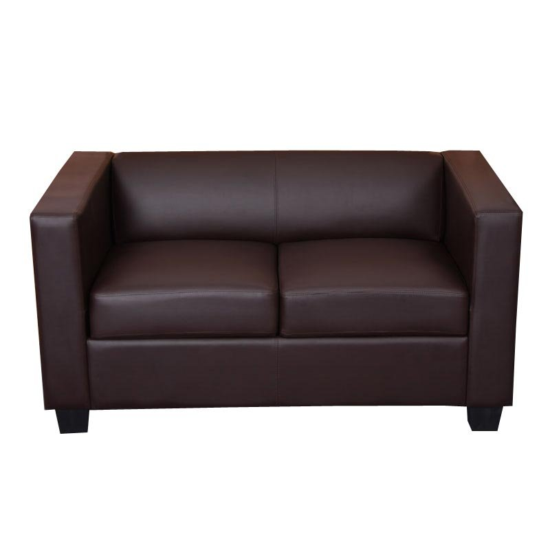 Sofa de 2 plazas lille exclusivo gran confort en for Sofas gran confort
