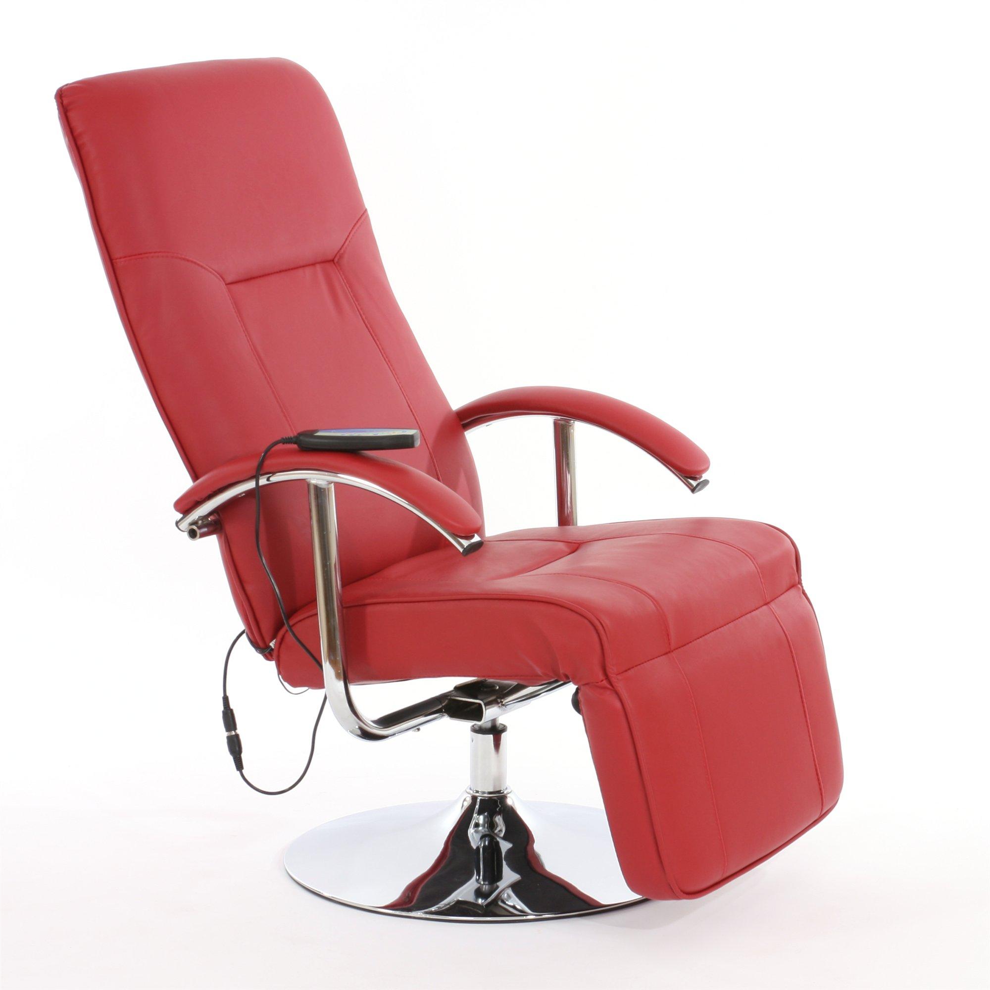 Sill n el ctrico reclinable apia ii con funci n masaje - Sillon reclinable piel ...