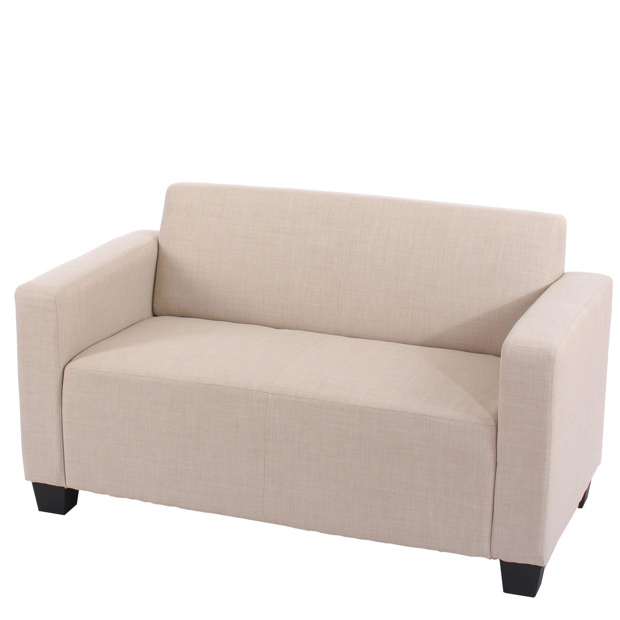 Sofa Modular LYON De 2 Plazas, Gran Acolchado, Tapizado En