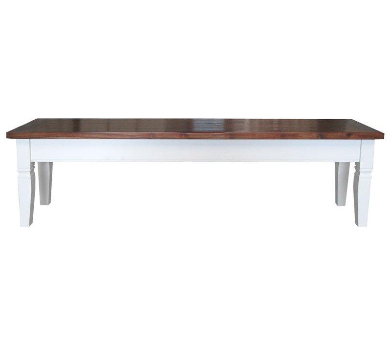 Asiento comedor banco de madera banco s03 160x38x45cm for Asientos comedor
