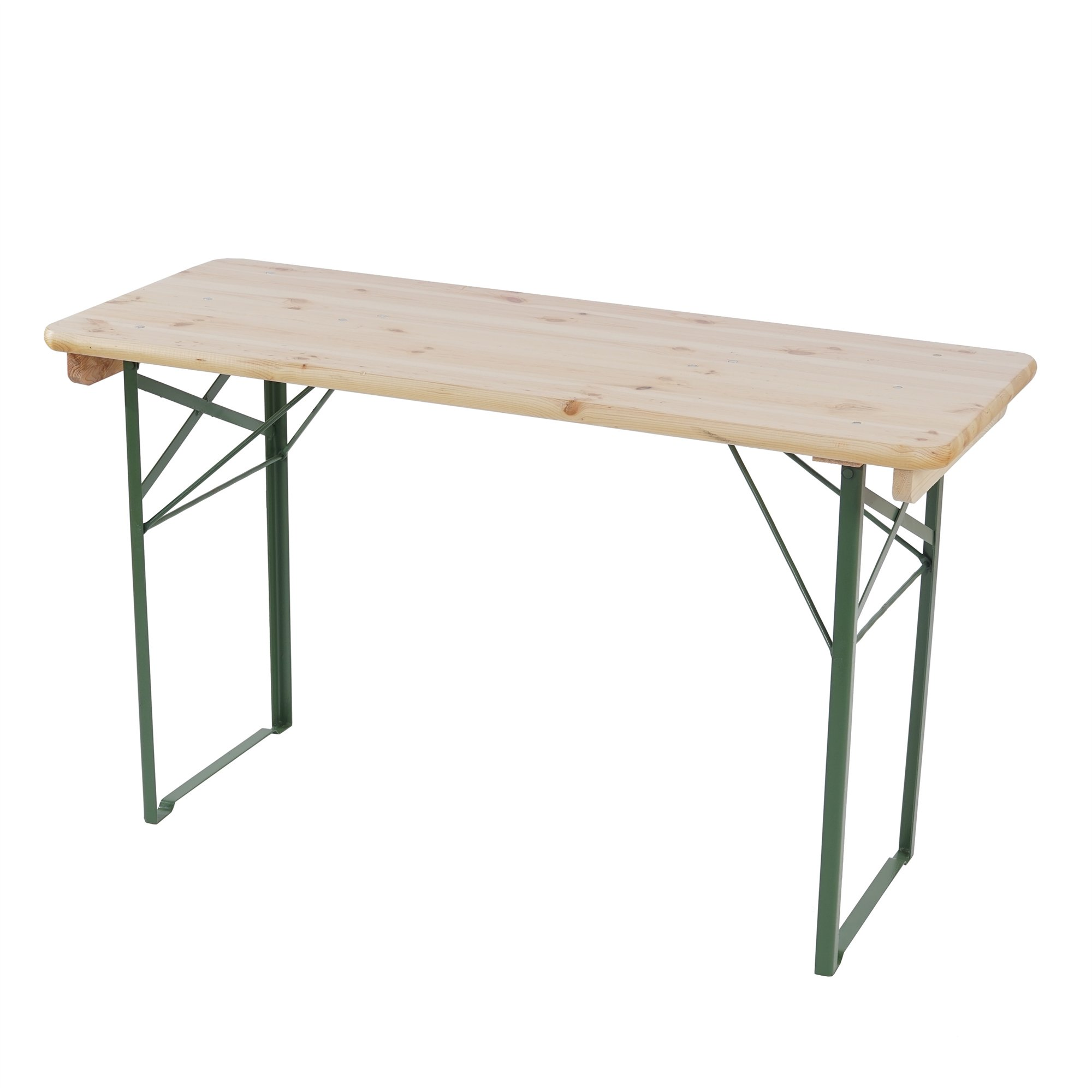 Mesa para jard n en madera berna plegable mesa para - Mesa de madera para jardin ...