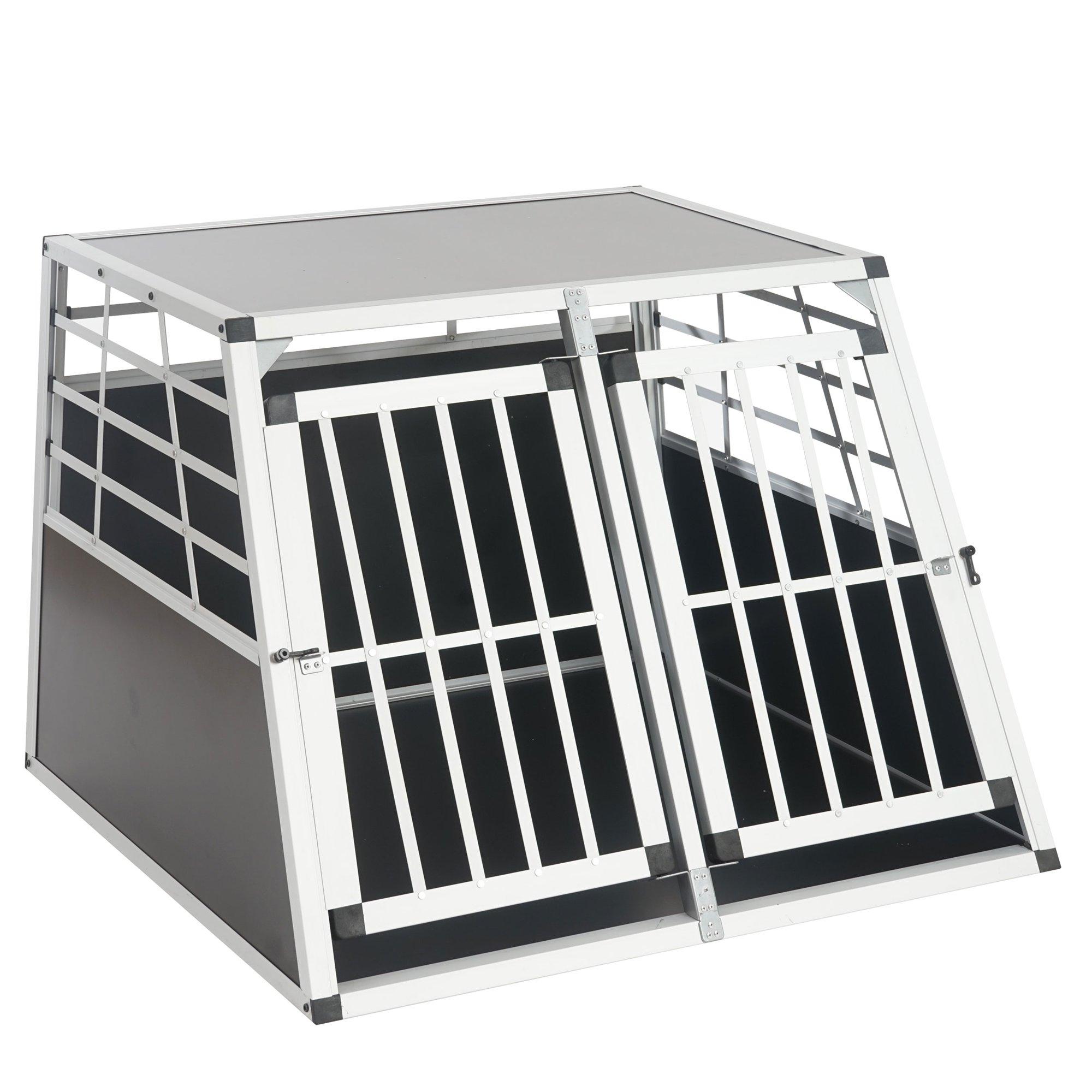 Jaula para transportar perros o animales en maletero for Jaulas de perros