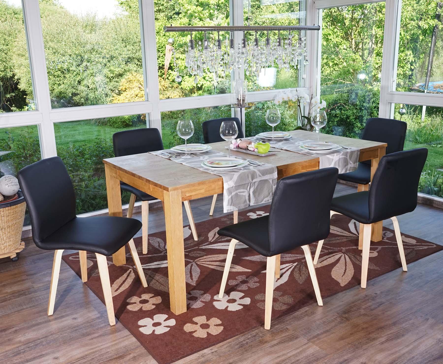 Lote 6 sillas de cocina o comedor dusty estructura y for Sillas cocina comedor