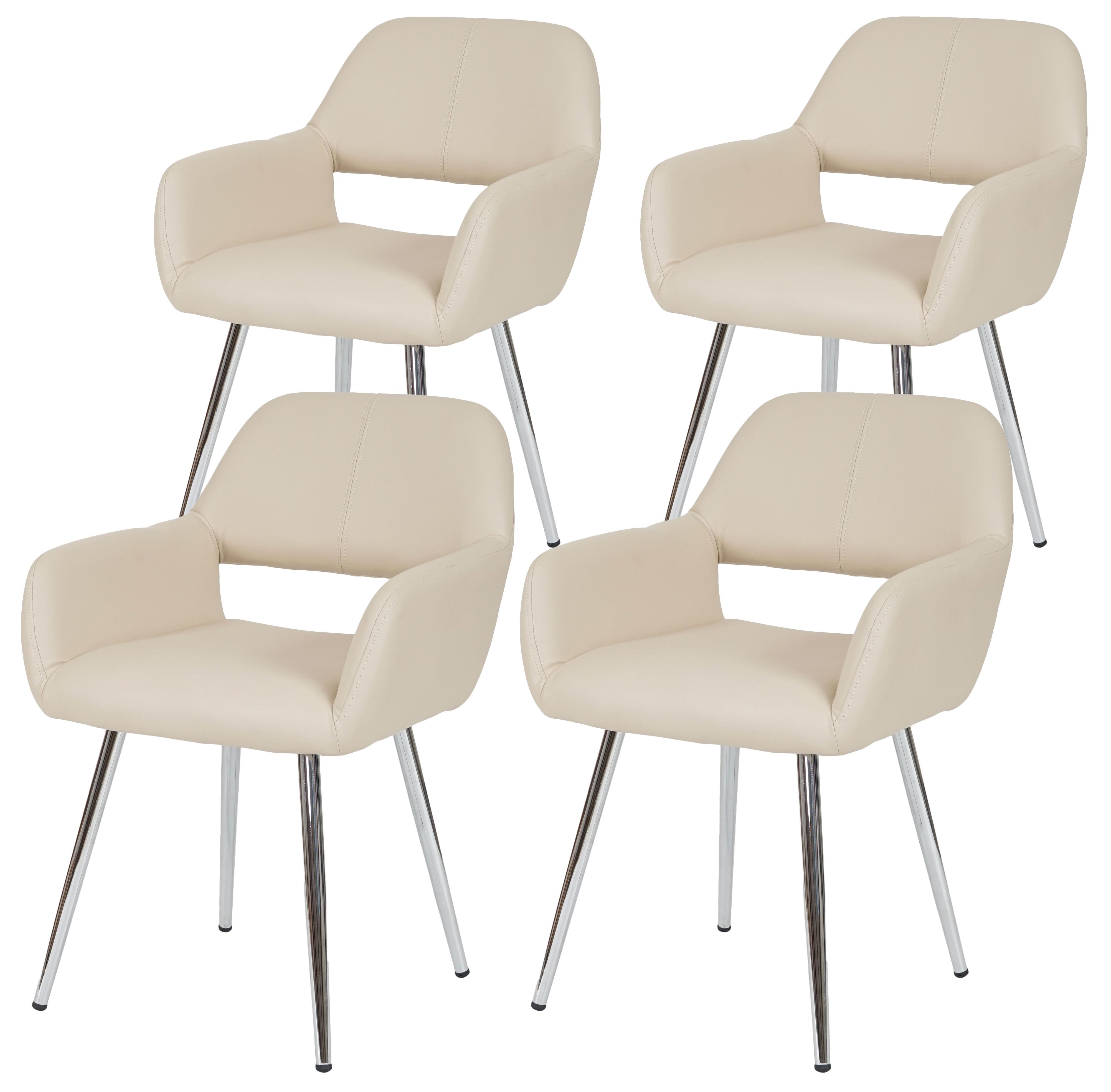 Lote 4 sillas de comedor o cocina calisa gran dise o con for Sillas de cocina comedor