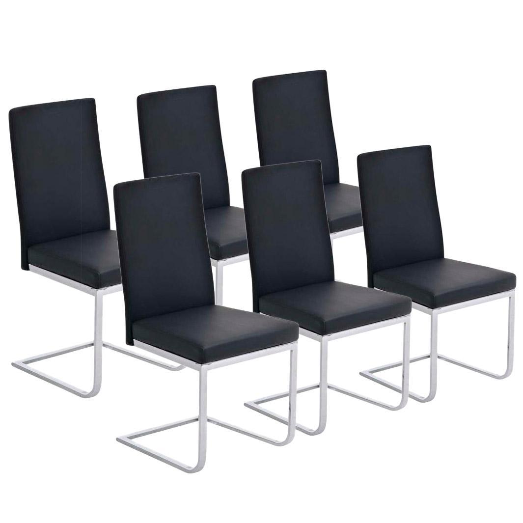 Lote 6 sillas de comedor o cocina aspe dise o atemporal for Sillas de comedor minimalistas