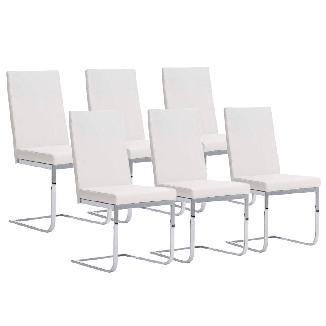 Lote 6 sillas de comedor o cocina aspe dise o atemporal for Sillas cocina diseno
