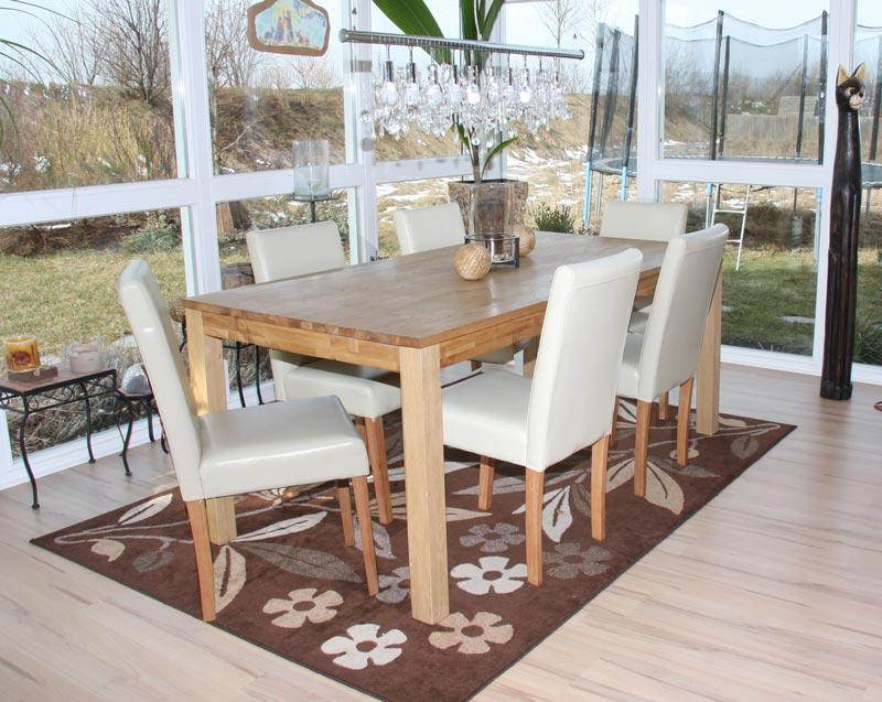 Conjunto de seis sillas cocina o comedor litau gran for Sillas de cocina precios