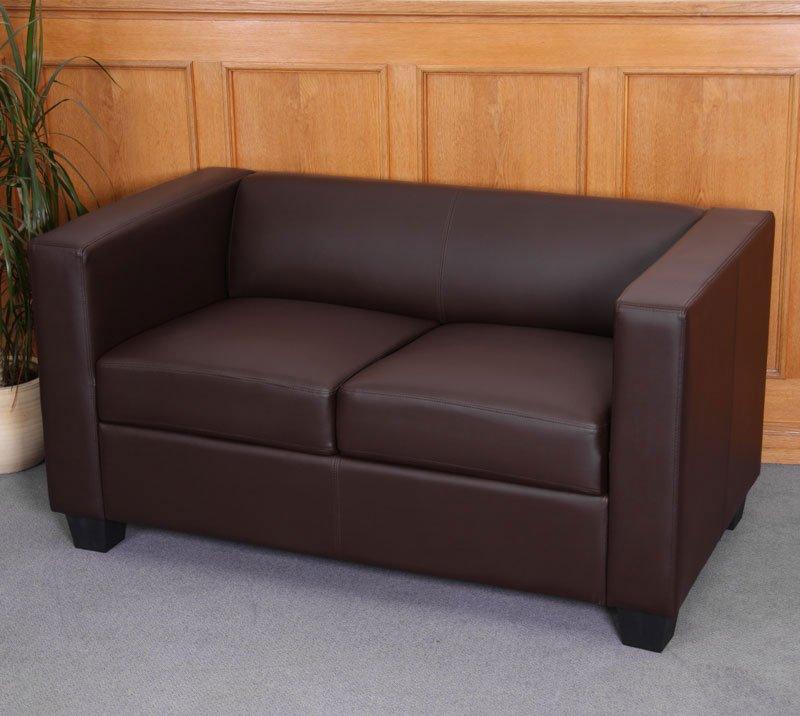 Sofa de 2 plazas lille exclusivo gran confort en for Sofa gran confort precios