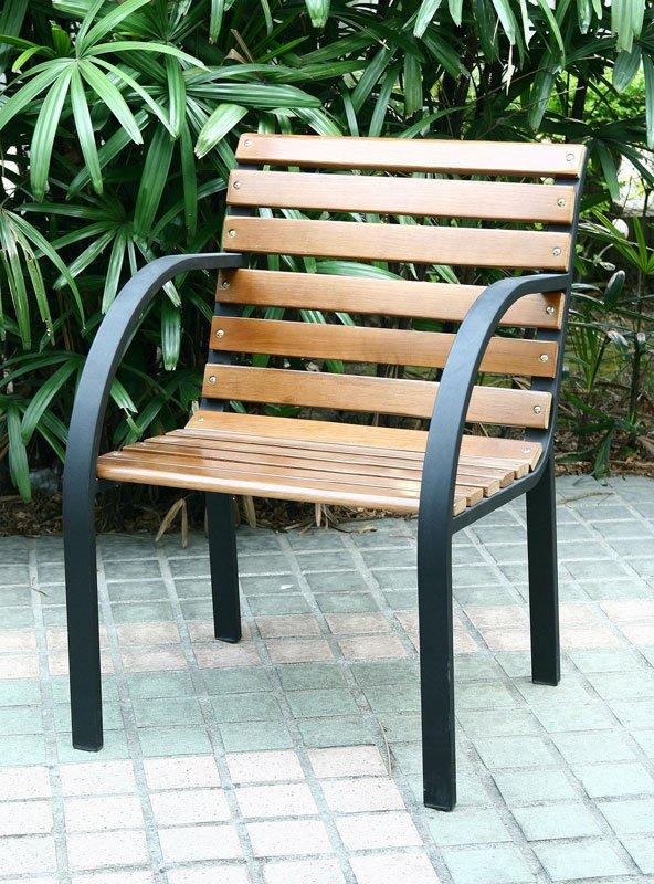 Silla de jard n granada en madera de teca silla de for Sillas de jardin y terraza