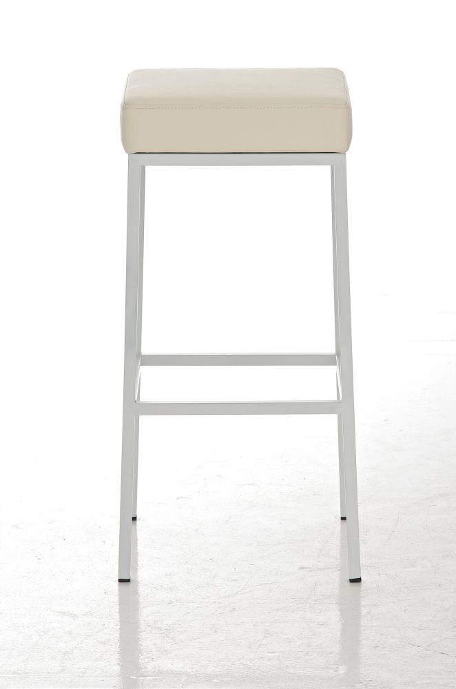 Taburete para barra o bar canada 85cm asiento en piel - Taburetes para barra ...