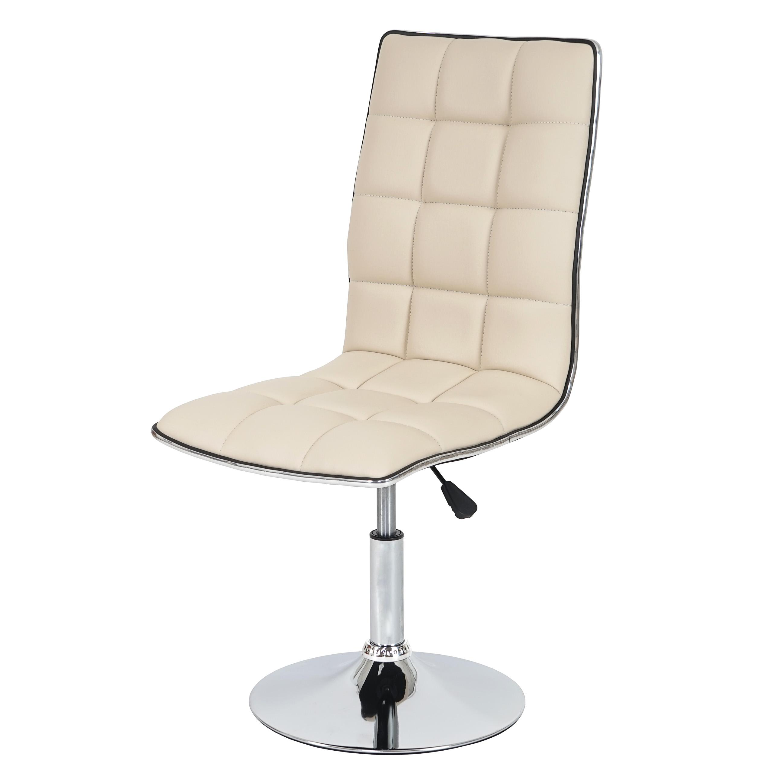 Lote 2 sillas de cocina o comedor ROGER, acolchado con costuras ...