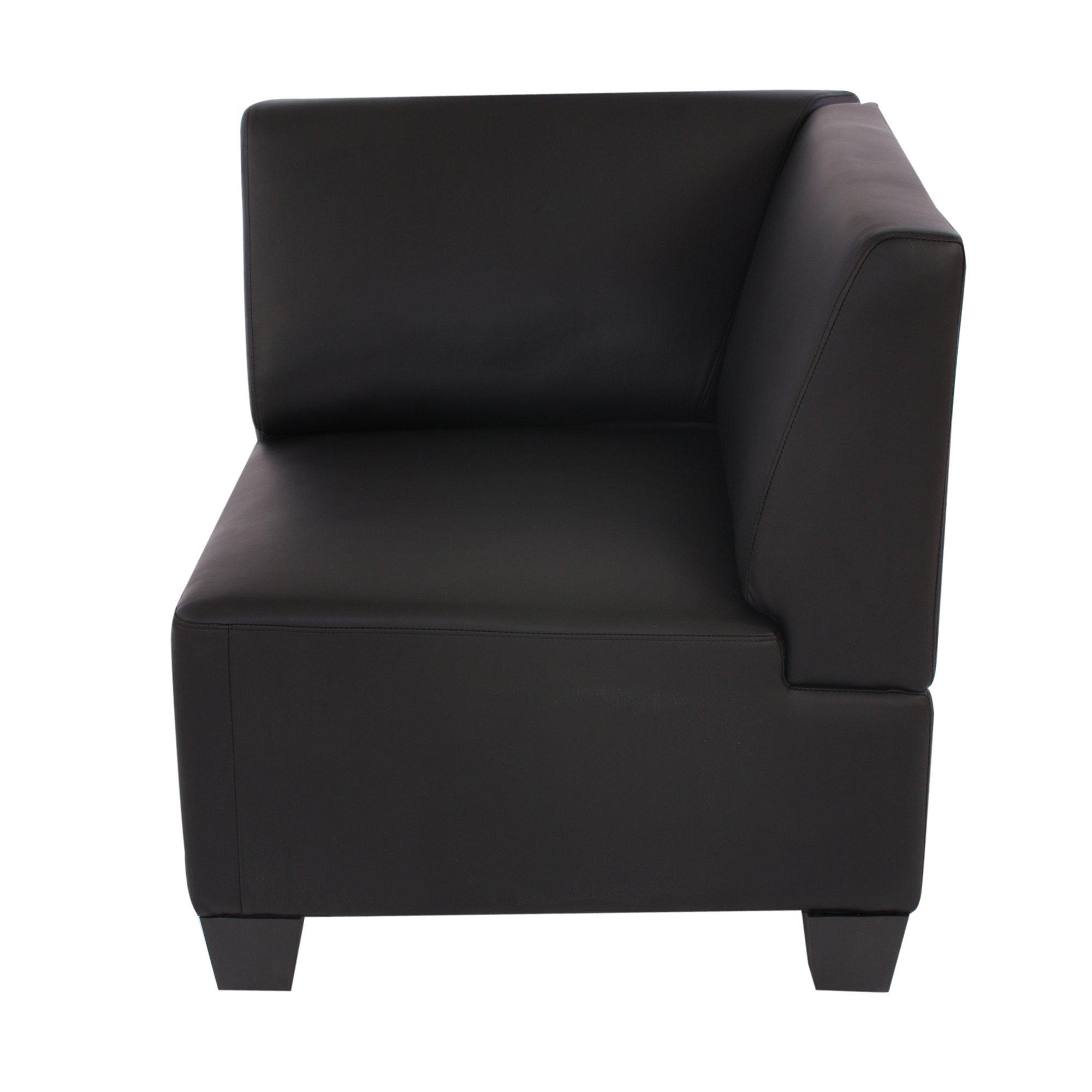 Sofa negro sofa chester negro asientos sofa cama - Sofa cuero negro ...