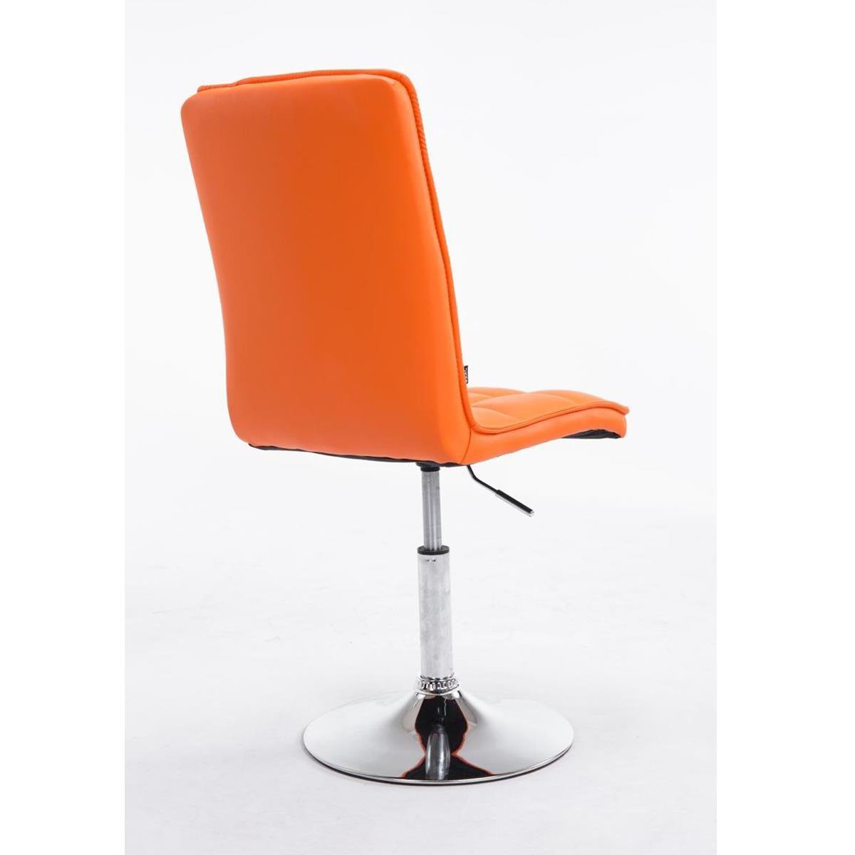 Conjunto de 4 sillas de comedor o cocina osuna piel en - Sillas comedor piel ...