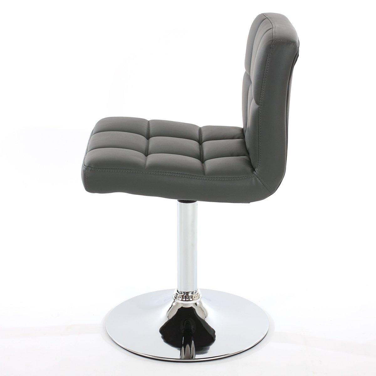 Conjunto de 6 sillas de cocina genova grises conjunto 6 for Sillas de comedor grises