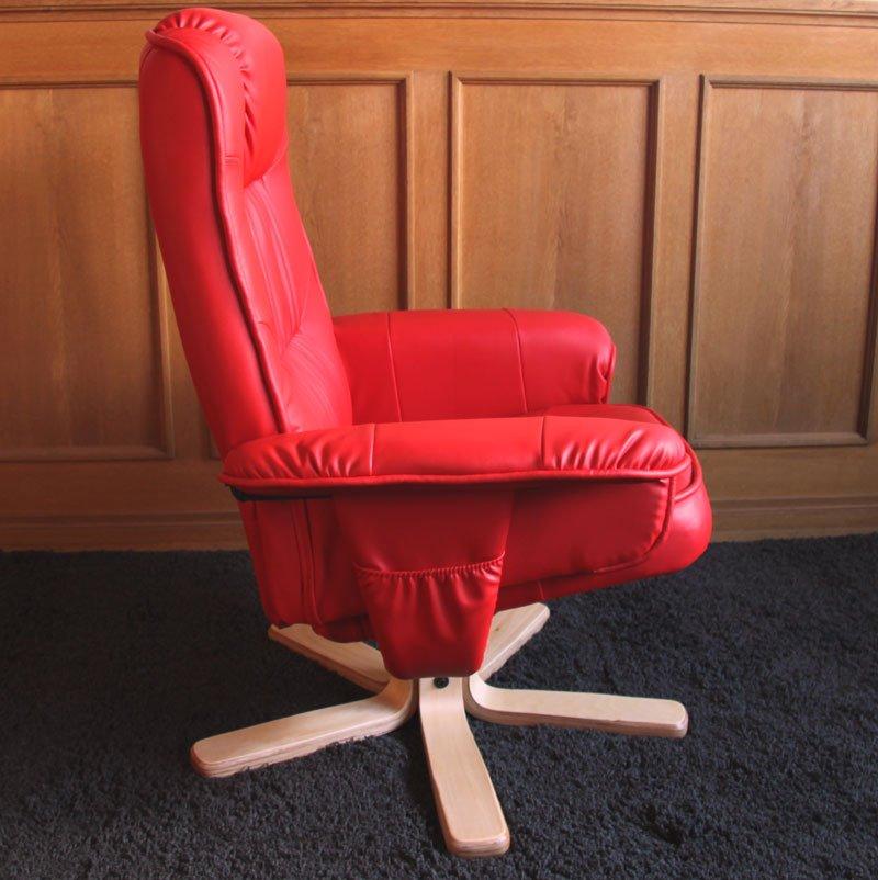 Sill n relax reclinable malaga color crema - Sillones malaga ...