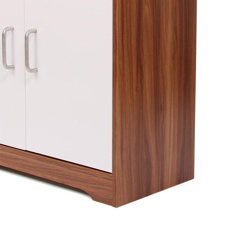 Armario gabinete n63 2 puertas 60x30x60cm armario para for Armario para lavabo