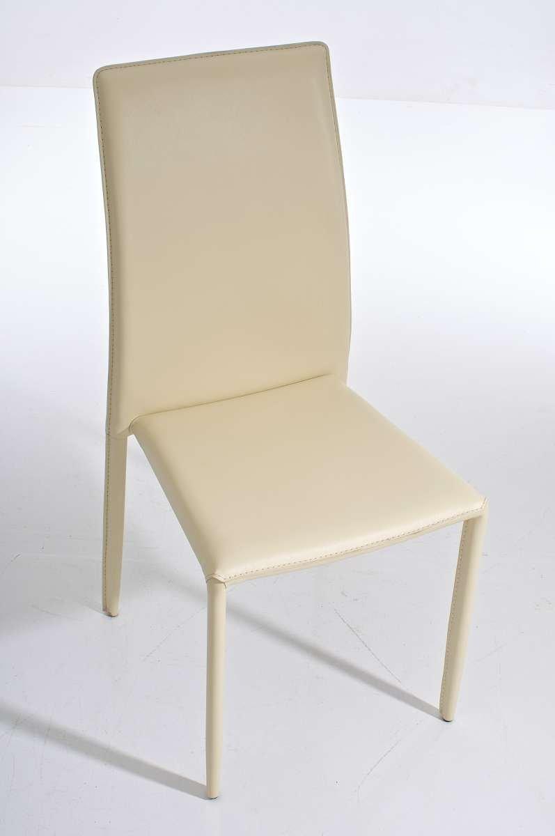 Lote 4 sillas de comedor o cocina alena apilables color for Sillas comedor apilables