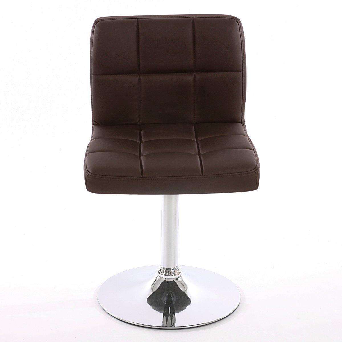 Conjunto de 6 sillas de cocina genova giratorias for Conjunto sillas comedor