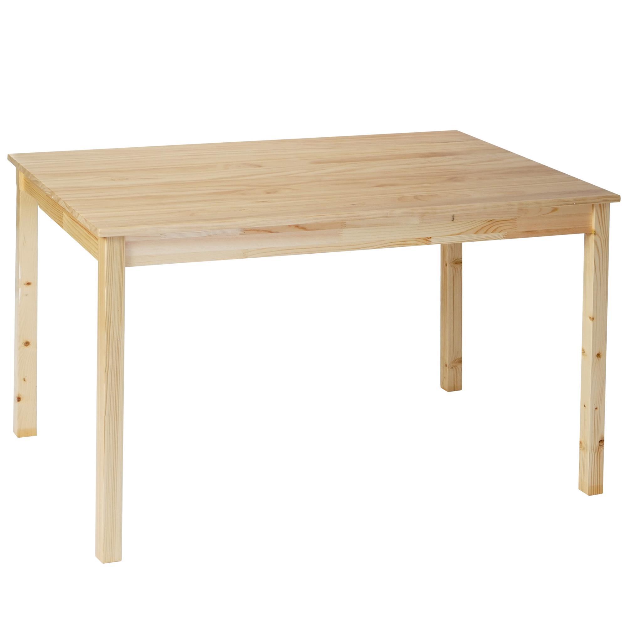 Conjunto mesa 4 sillas de cocina o comedor nerja en for Mesas y sillas de cocina comedor