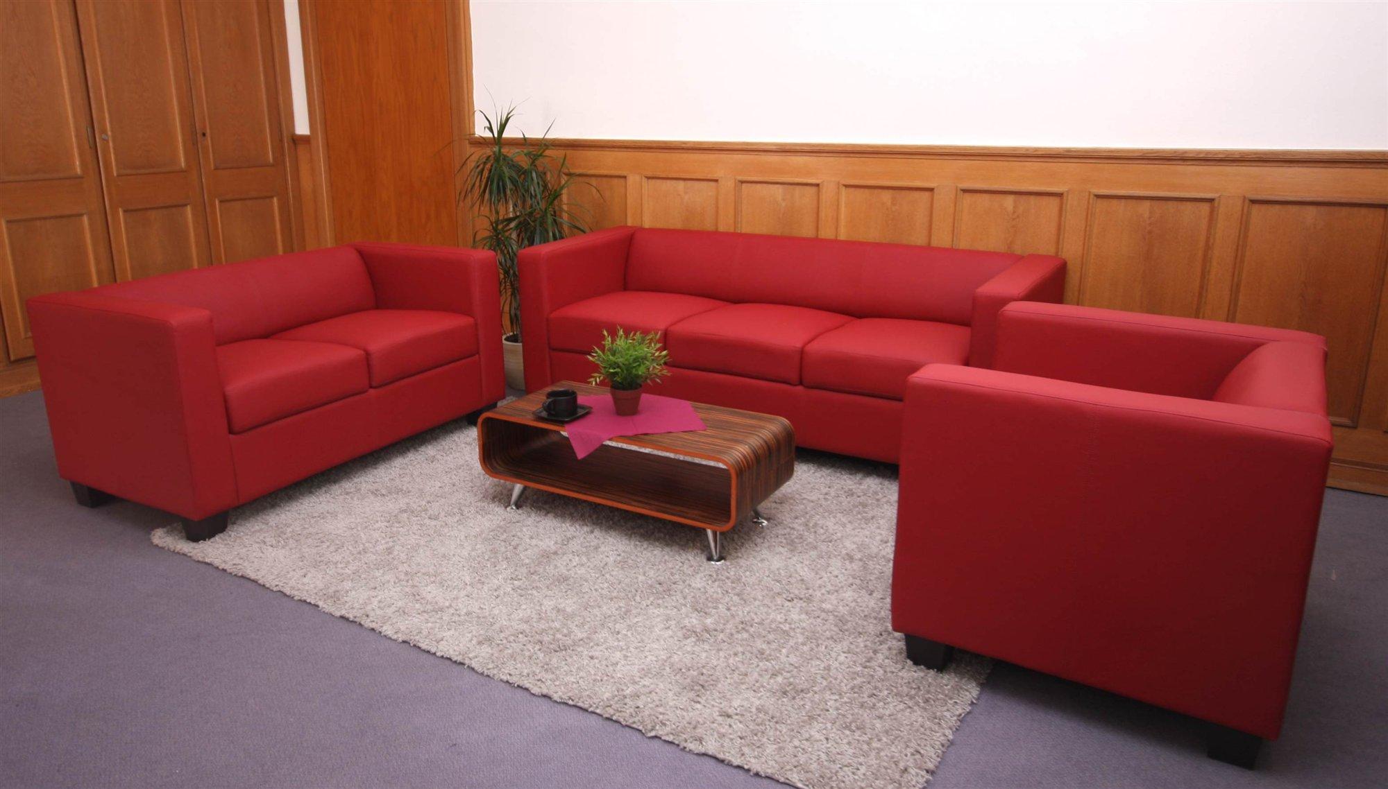 Sofa de 2 plazas modelo lille muy c modo en polipiel for Sofa 2 plazas polipiel